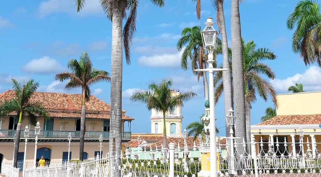 Turismo em Cuba Trindad