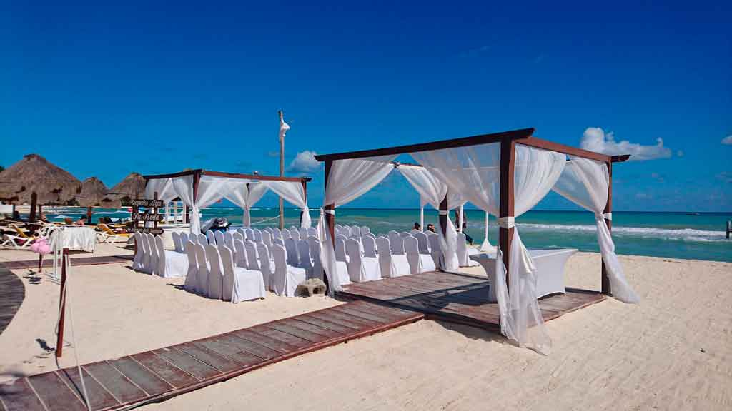 Casamento em cancun capa