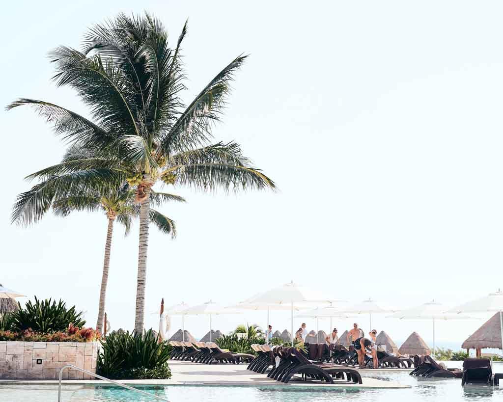 Casamento em cancun playa mujeres