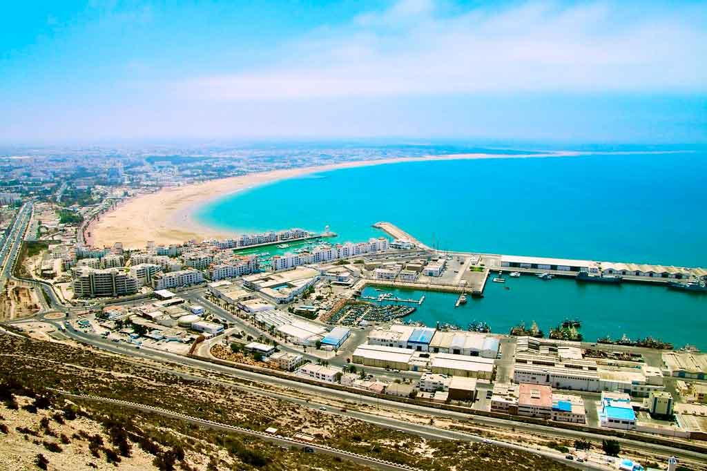 Cidades do Marrocos Agadir