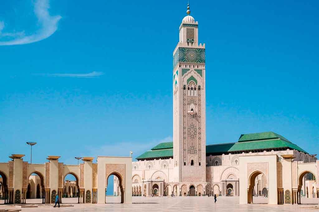 Cidades do Marrocos Casablanca