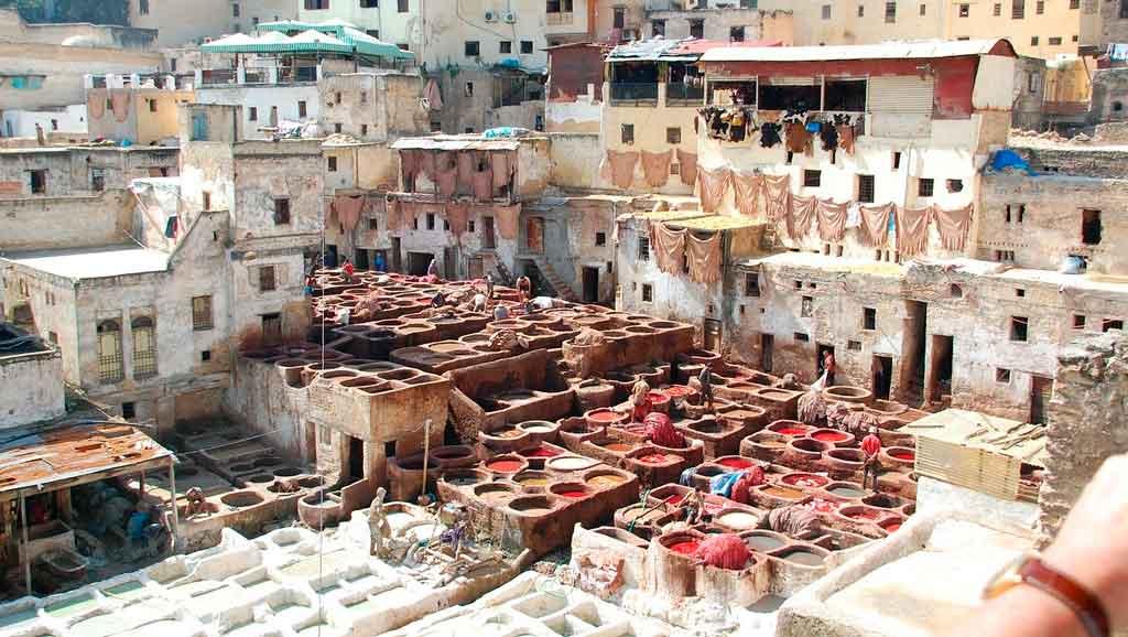 Cidades do Marrocos Fez