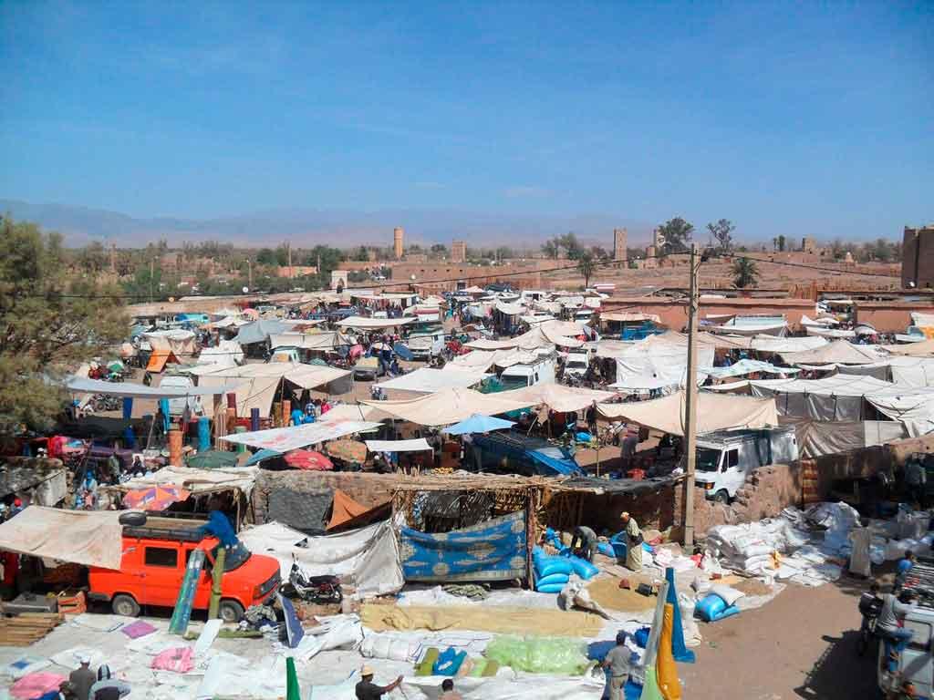 Cidades do Marrocos Skoura