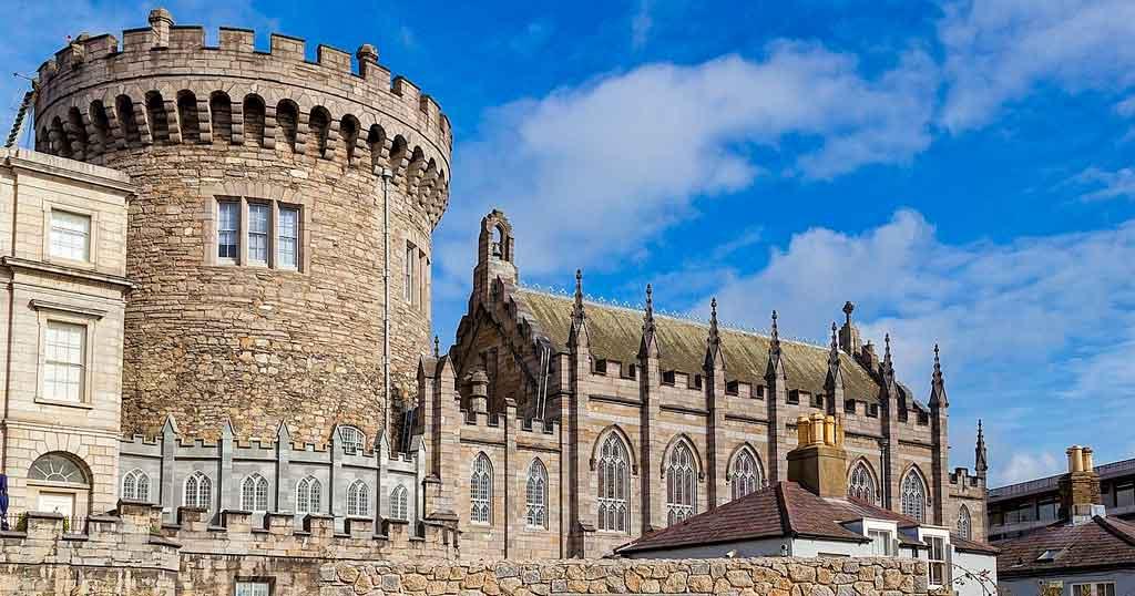 Cidades medievais Dublin
