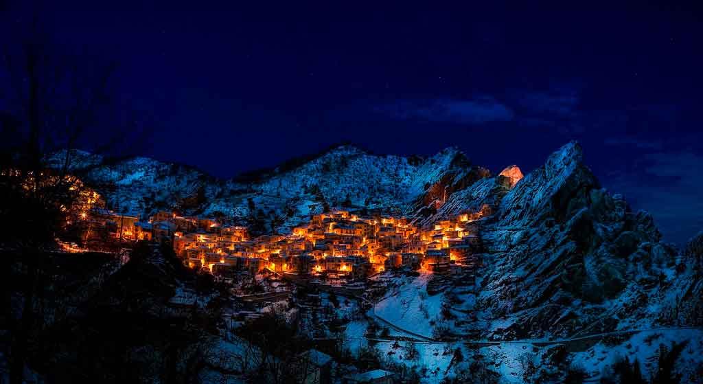 Inverno na Itália capa