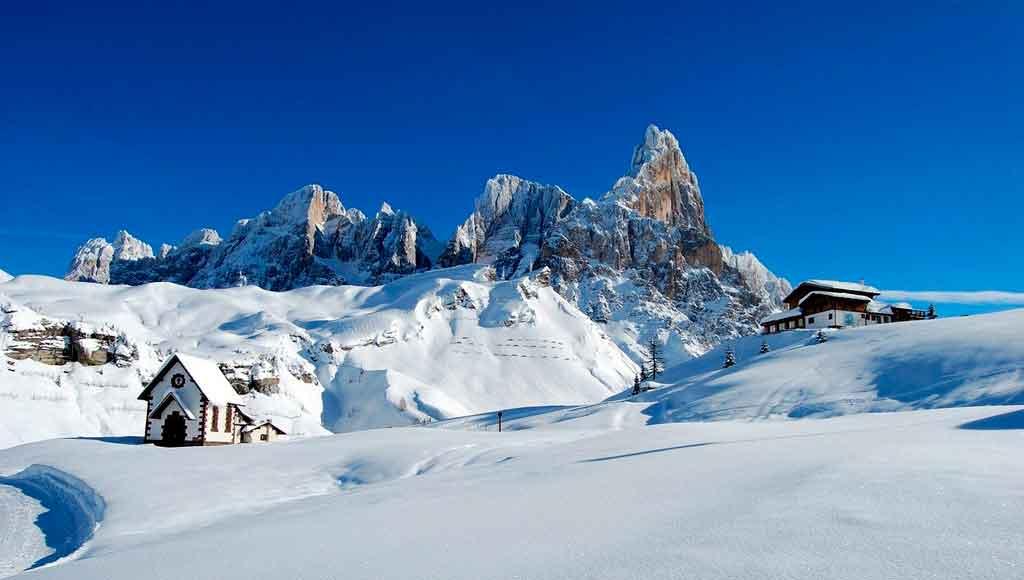 Inverno na Itália quando é