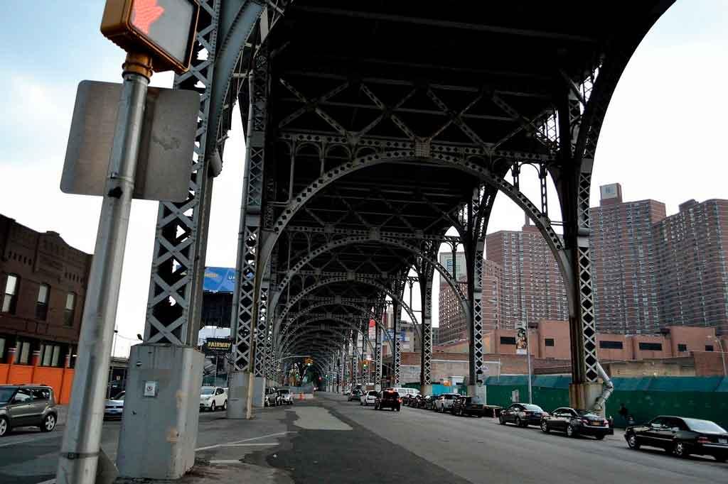 Metrô de Nova York principais linhas