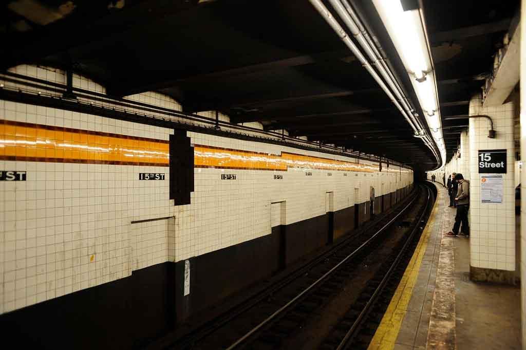 Metrôs de Nova York é perigoso