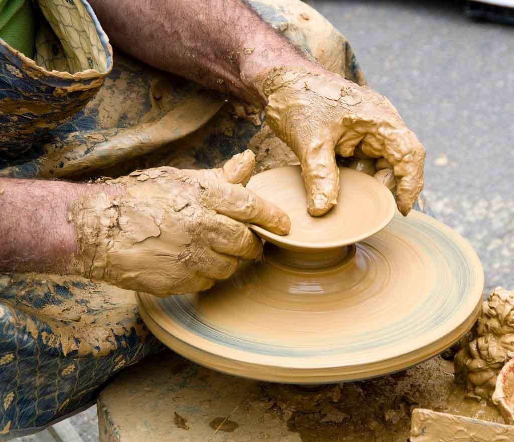 O que fazer em servilha cerâmica