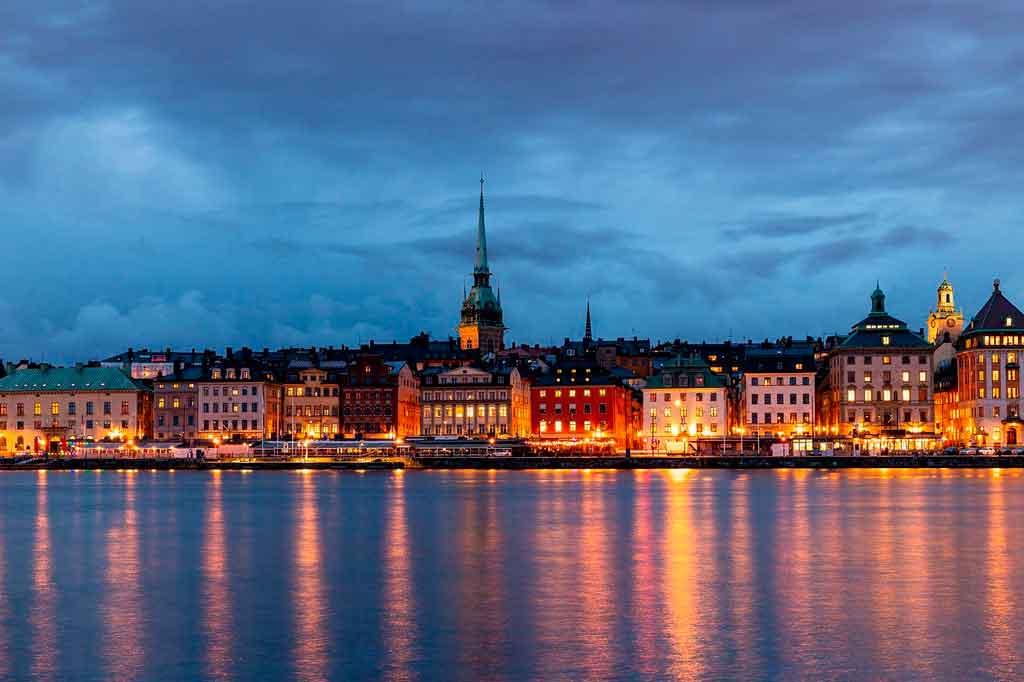 O que fazer na Suécia Gamla Stan