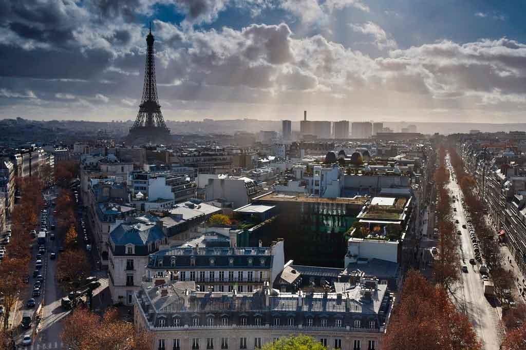 Paris com crianças inclua as crianças no planejamento