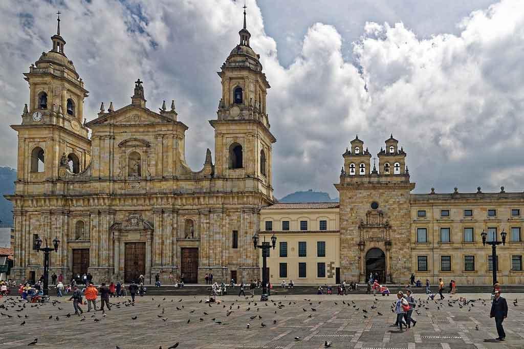 Roteiro Colômbia Bogotá