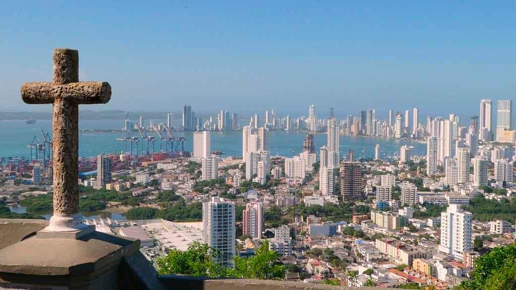 Roteiro Colômbia Cartagena