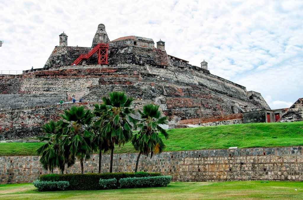 Roteiro Coômbia Castillo de San Felipe