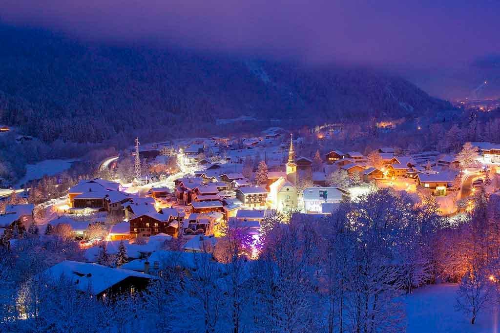 Roupas para neve Europa