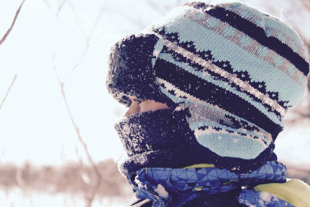 Roupas para neve terceira camada