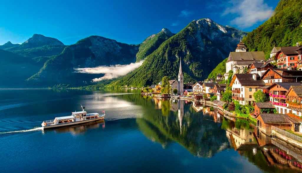 Seguro viagem para Europa Áustria