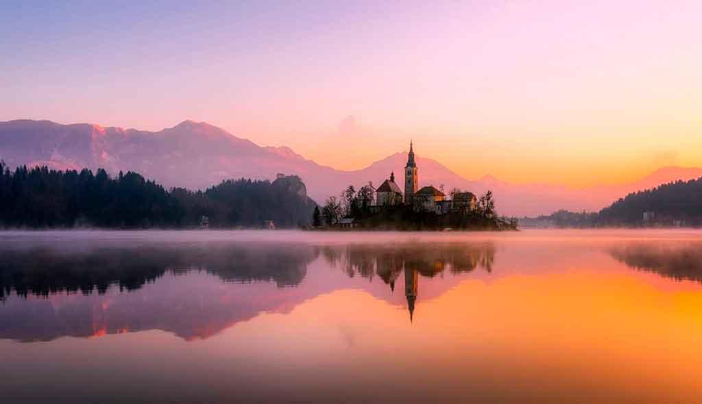 Seguro viagem Europa Eslovênia
