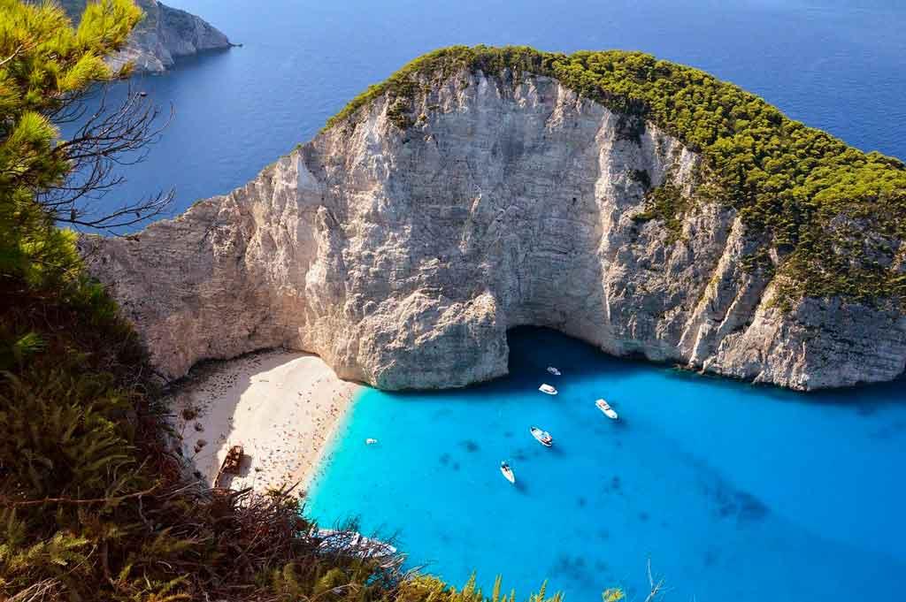 Seguro viagem para Europa Grécia
