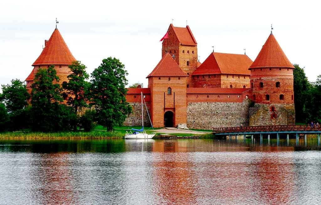 Seguro viagem para Europa Lituânia