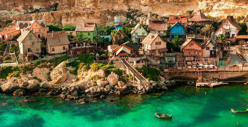 Seguro viagem para Europa Malta