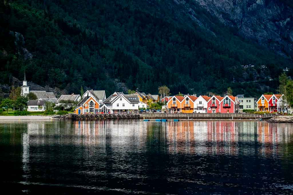 Seguro viagem para Europa Noruega