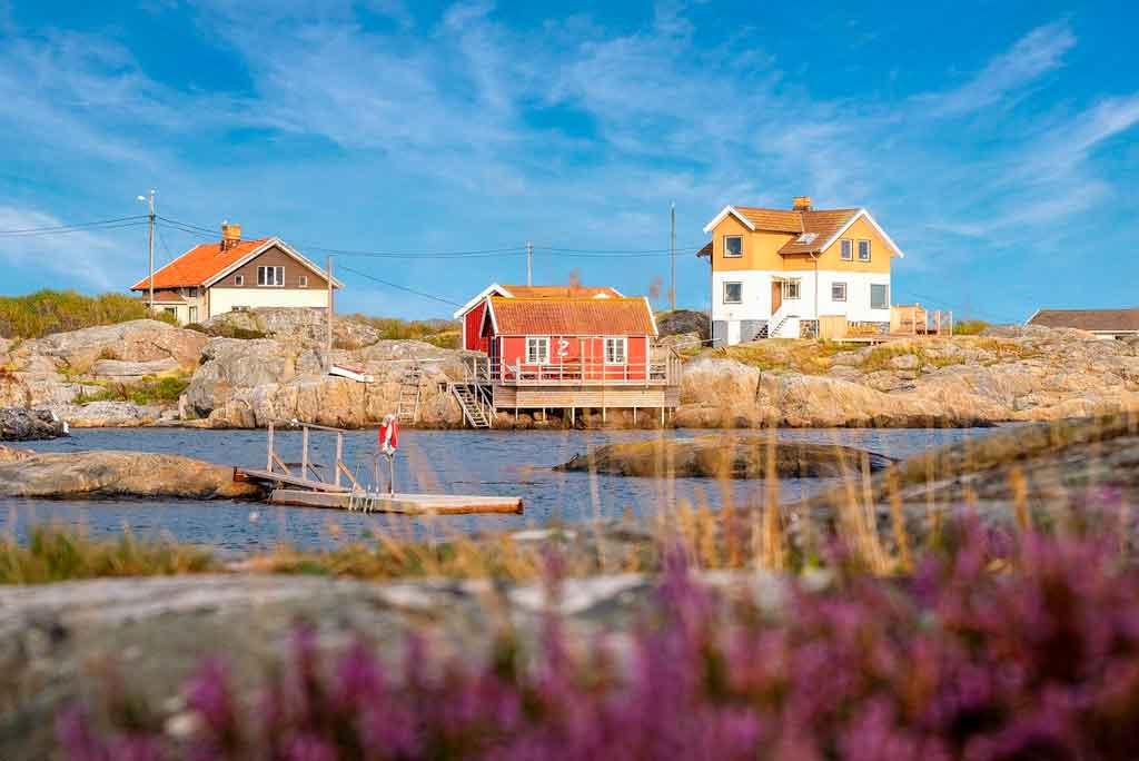Seguro viagem para Europa Suécia