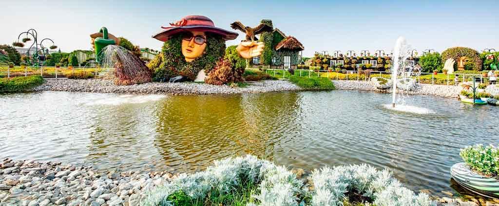 Tudo sobre Dubai Miracle Garden