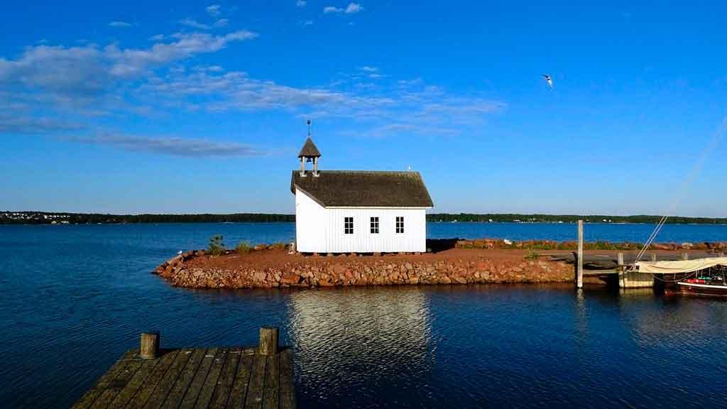 Turismo na Finlândia Marieamn