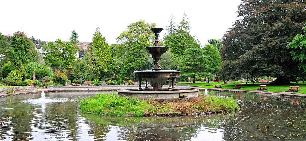 Turismo na Irlanda Fitzgerald Park