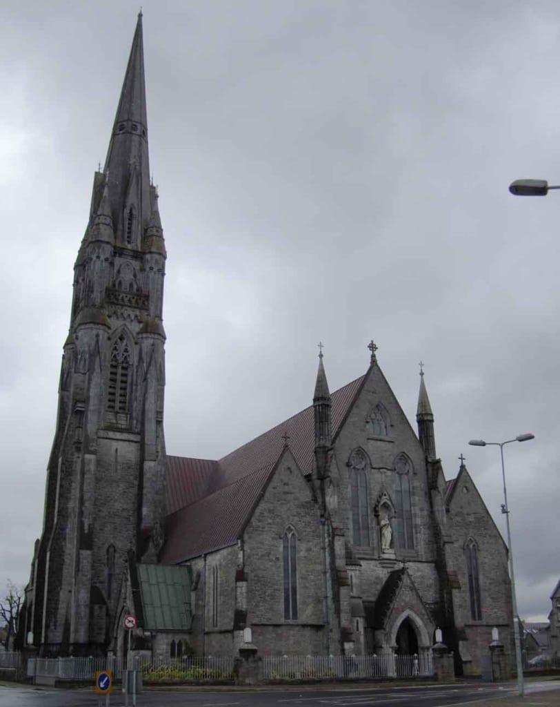 Turismo na Irlanda Catedral St Johns
