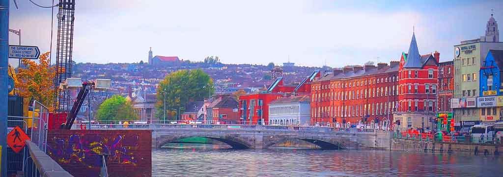 Turismo na Irlanda Cork