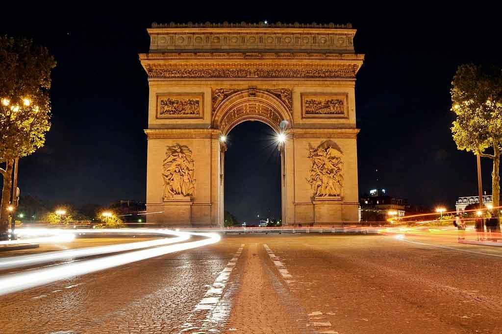 Viajar de carro França