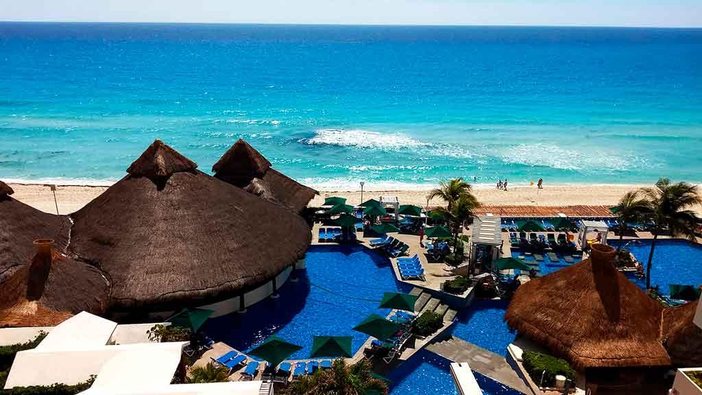 Viajar para Cancún como foi