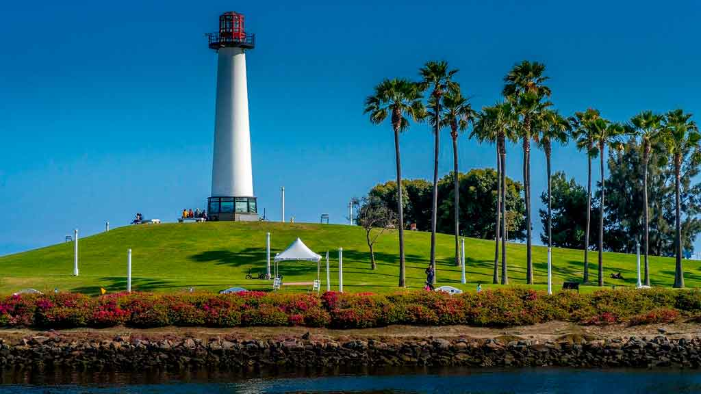 Cidades da Califórnia Long Beach