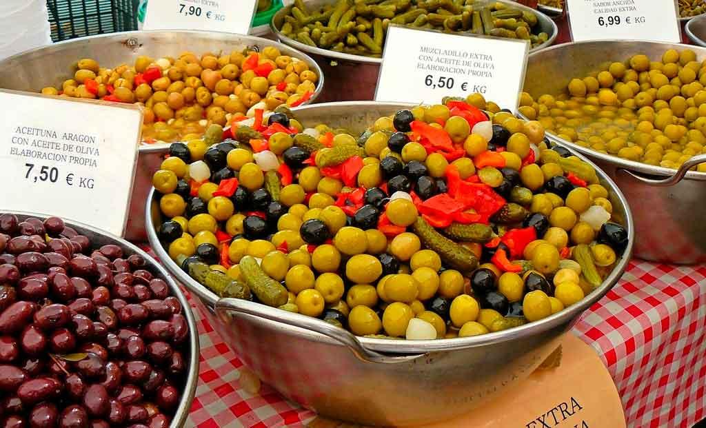 Comidas tipicas da Espanha o que se come
