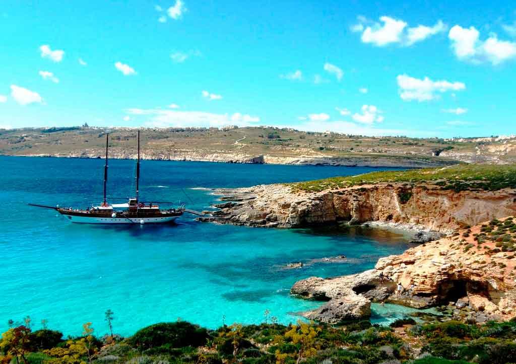 Ilhas do Mediterrâneo comino