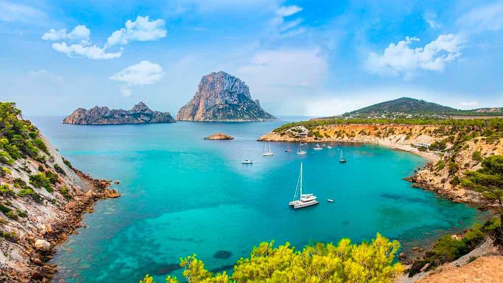 Ilhas do Mediterrâneo ibiza