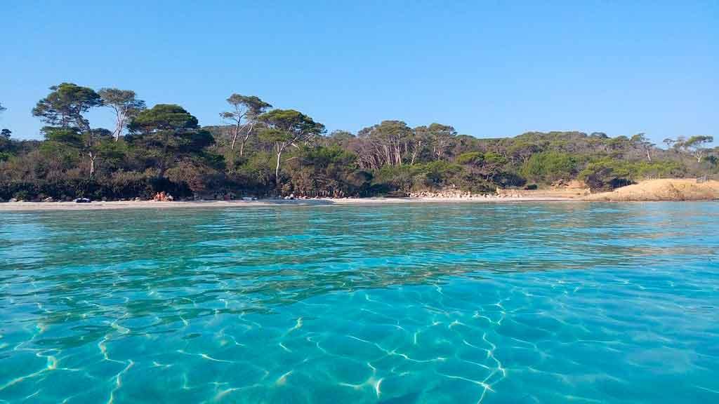 Ilhas do Mediterrâneo melhores praias