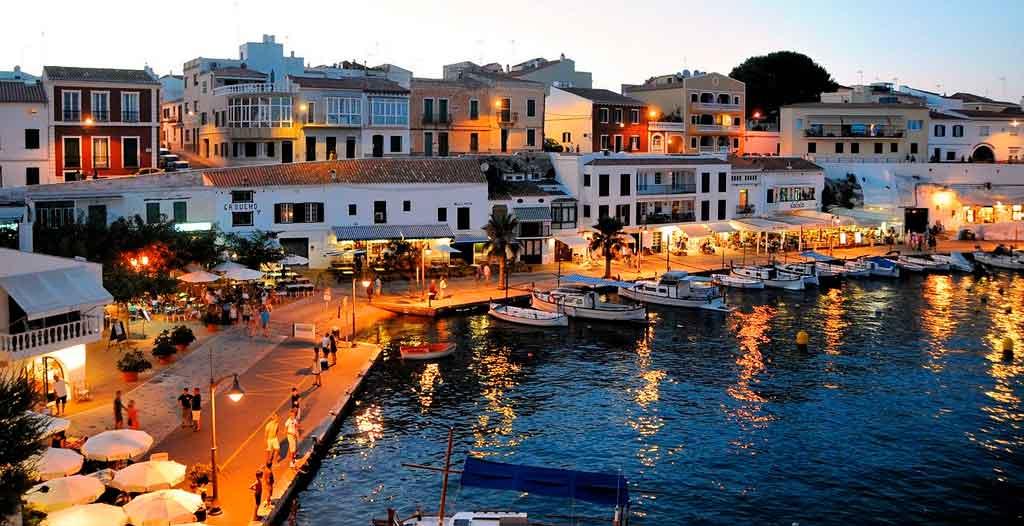 Ilhas do Mediterrâneo menorca