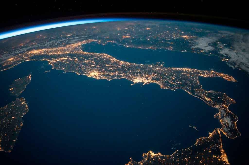 Ilhas do Mediterrâneo onde fica