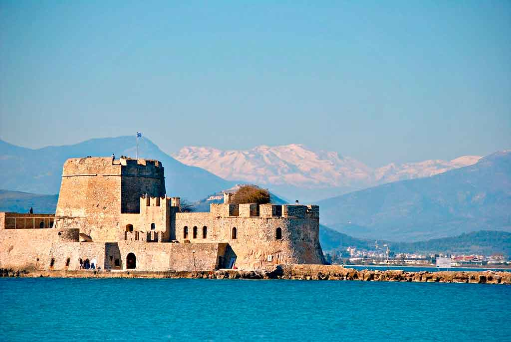 Ilhas do Mediterrâneo rodes
