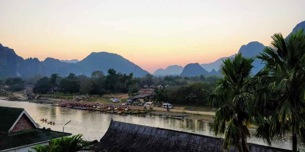Laos é seguro