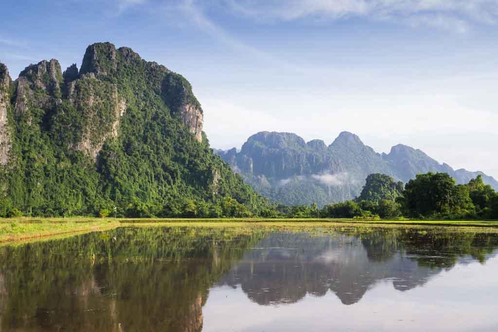 Laos quando ir