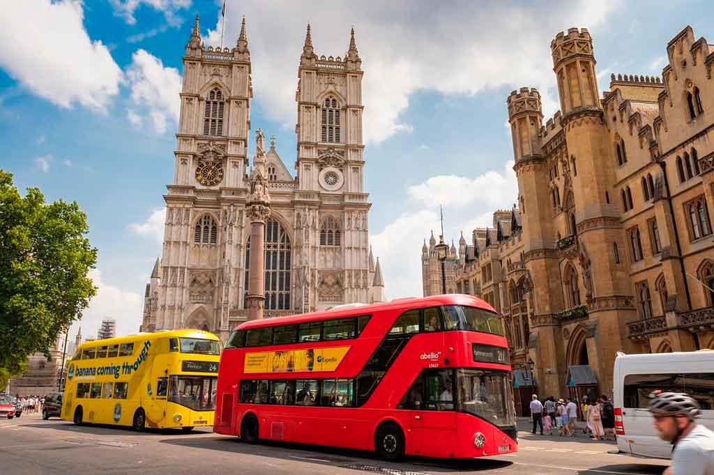 Londres com crianças Abadia de Westminster