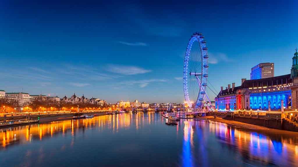 Londres com crianças London Eye