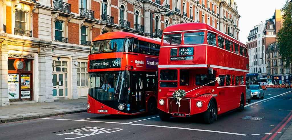 Londres com crianças quando ir