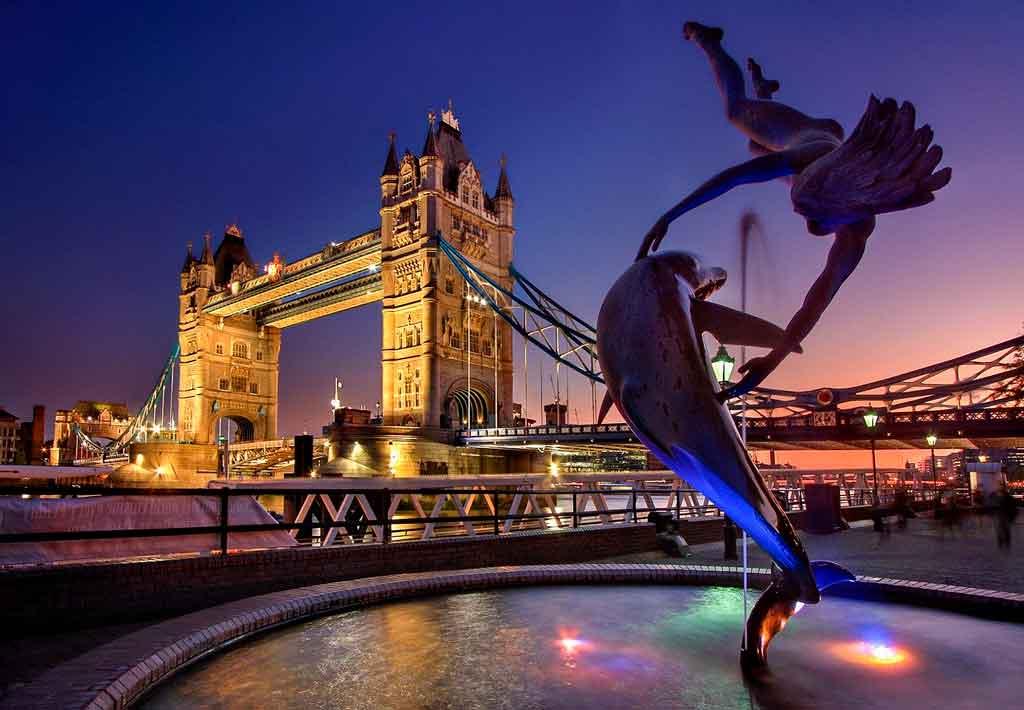 Londres com crianças tower bridge