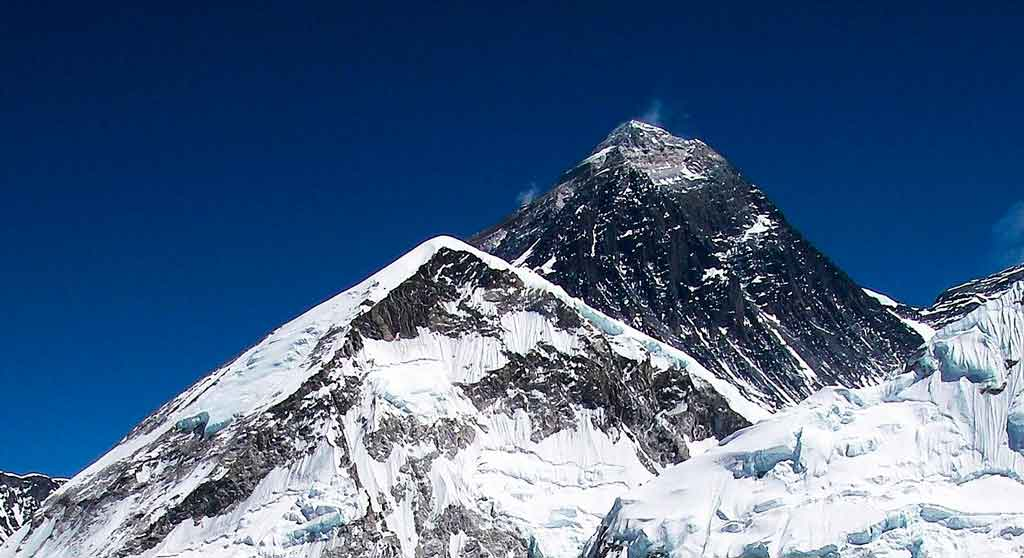 Nepal Monte everest