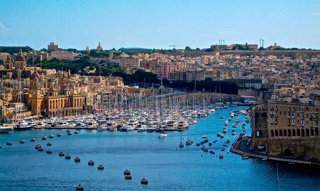 O que fazer em Malta ilha de malta